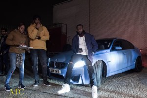 DJ Neptune shoots 'WHY' music video in UK - Photos