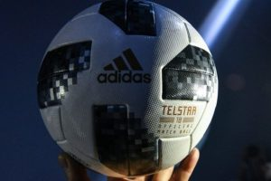Russia 2018: FIFA Unveil Official Match-Ball