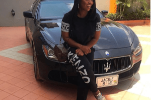All You Need To Know About Jackie Appiah's New Maserati