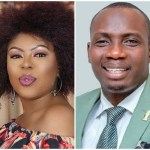 Take several seats and shut up! Afia Schwarzenegger to Counsellor Lutterodt