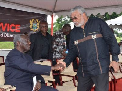 Rawlings hates Kufuor with passion – Ephson