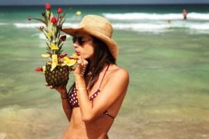 5 Times Alessandra Ambrosio Flaunts Her Bikini On Vacation