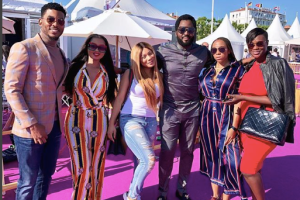 Photos: Ghana meets Nigeria at the 2018 Cannes Film Festival