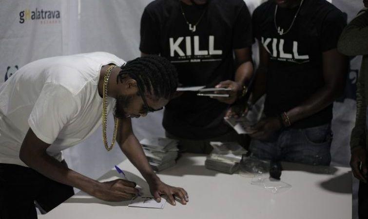 "Video: Lyrical Joe (LJ) Launches Maiden Album ""KILL"""