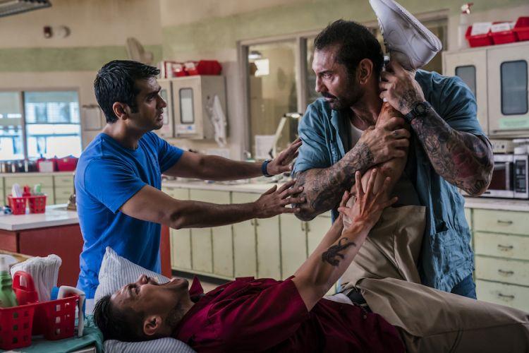 'Stuber' movie celebrates buddy action-comedy