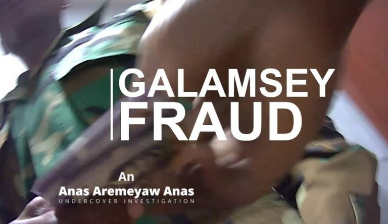 Government officials stab Akufo-Addo in Anas 'Galamsey Fraud' Part 2