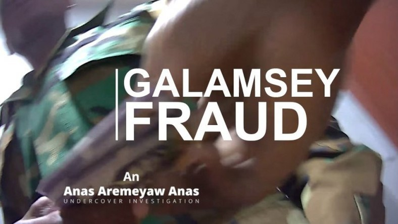 Anas 'Galamsey Fraud' Part 2