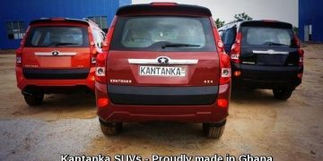 Kantanka SUVs