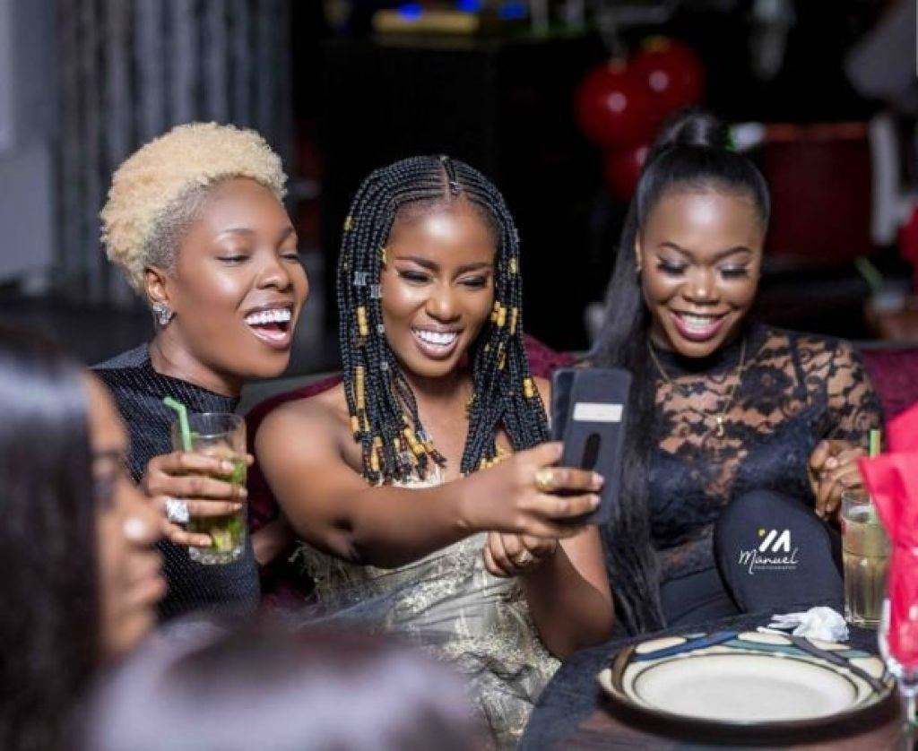 Top female influencers join MzVee to celebrate birthday