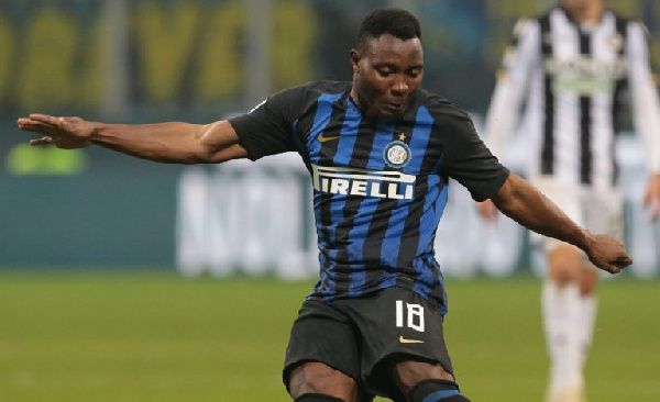 Kwadwo Asamoah to be handed limited role under Conte