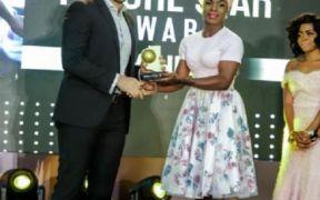 Former Black Maiden Captain Named Women's Footballer Of The Year