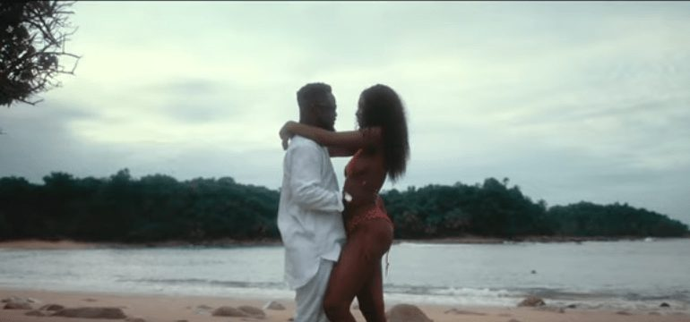 Sarkodie - Lucky ft. Rudeboy (Official Video)