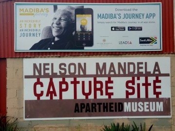 Africa's Giants and South Africa Celebrated on December 16