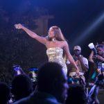 Wendy Shay & Kuami Eugene Rock the Streets of Accra