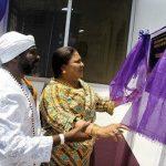 First Lady Rebecca Akufo-Addo refurbishes, inaugurates Osu Maternal Home