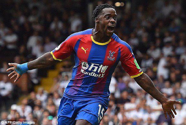 Crystal Palace midfielder Cheikhou Kouyate praises Ayew and Schlupp