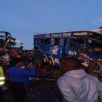 5 killed in Kenya bus crash