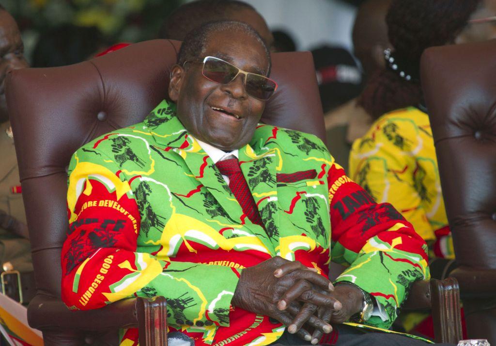 Mugabe left behind'$10m in cash'