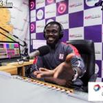 Citi FM's drive time host, Osei Kwame quits