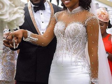 All the moments you missed from Kennedy and Tracy's wedding