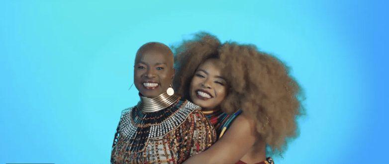 Yemi Alade and Angelique Kidjo Shekere video