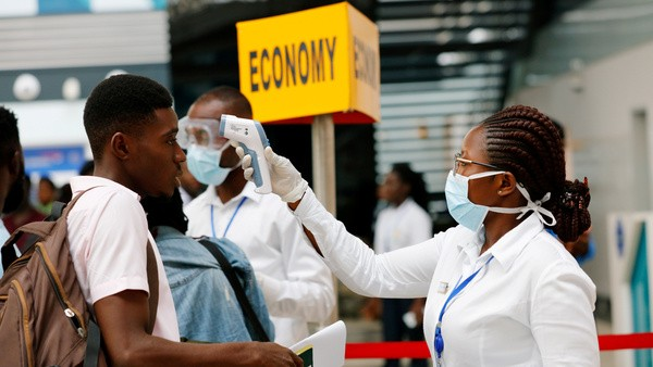 COVID19: Ghana, Kenya and Gabon record cases of coronavirus