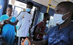 Coronavirus cases in Ghana