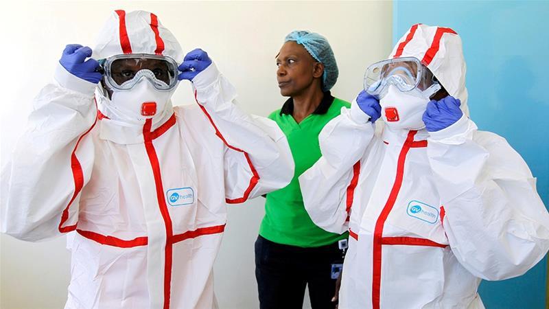 Kenya confirms first coronavirus case, ban public events