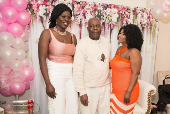Photos from Kyeiwaa's bridal shower ahead of her wedding