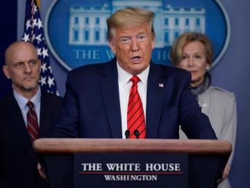 Trump approves Chloroquine as treatment for COVID-19 coronavirus