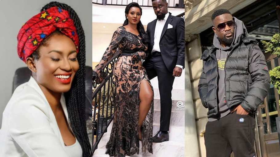 I have to deal with sharing Sarkodie with everyone - Tracy Sarkcess