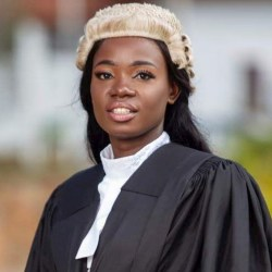 Nurse at night, Lawyer by day; meet Ghana's Elizabeth Owusua