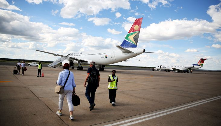 New fees, no snacks, and no middle seats – flights in SA during Covid-19