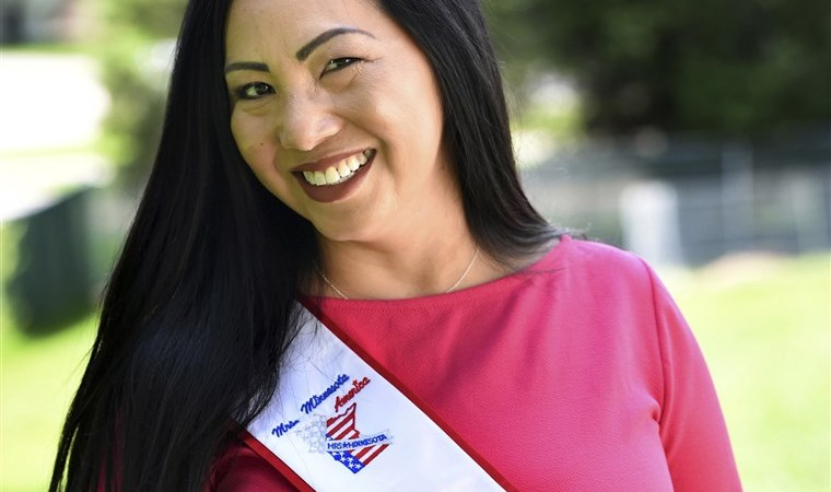 Mrs Minnesota 2019 not related to Asian officer involved in George Floyd's death