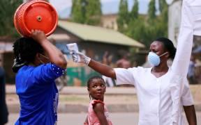 Nigeria COVID-19 cases