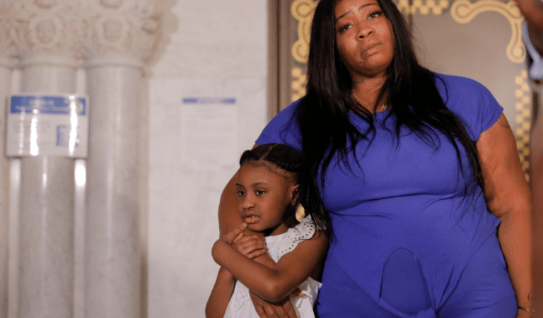 Mother of George Floyd's daughter wants Justice