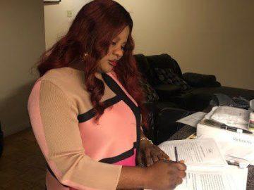 Fast Rising Nollywood Actress Oyinkansola Bags Clothing Deal