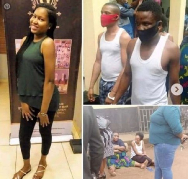Suspects confesses to killing UNIBEN student