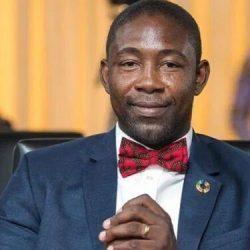 Bernard Okoe-Boye, Deputy Minister for Health