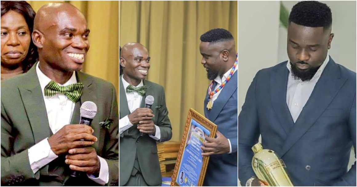 D-Black was ready to pay for the fake award - DR UN Brags