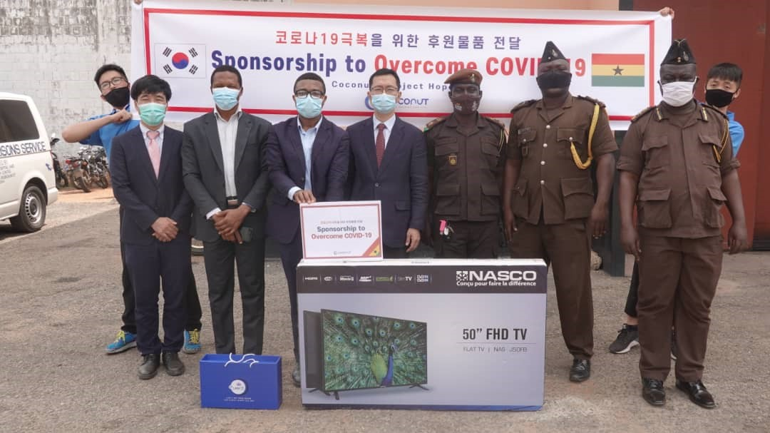 46 Prisons In Ghana To Benefit From IYF's Virtual Learning Televisions