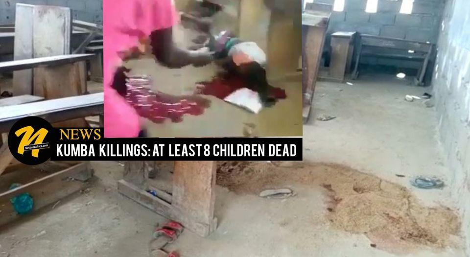 Kumba Killings