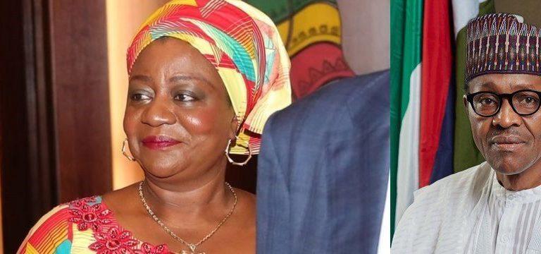 Civil societies reject Lauretta Onochie as electoral commissioner