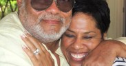 Nathalie Abena Yamb and Jerry Rawlings