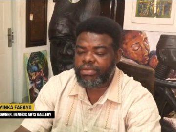 Yinka Fabayo Genesis Art Gallery Nigeria