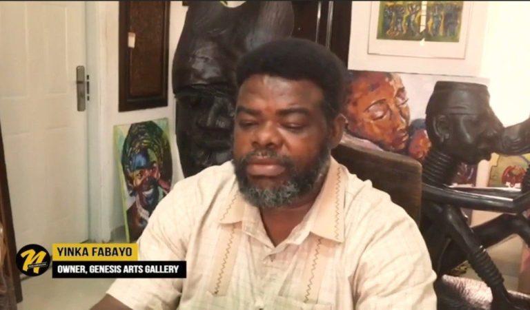 A Day With Yinka Fabayo of Genesis Art Gallery, Nigeria