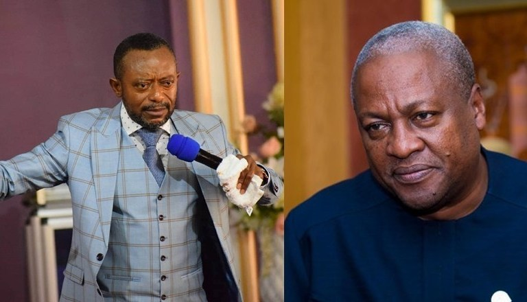 """'Mahama was carrying four coffins"""" – Owusu Bempah's latest vision"""