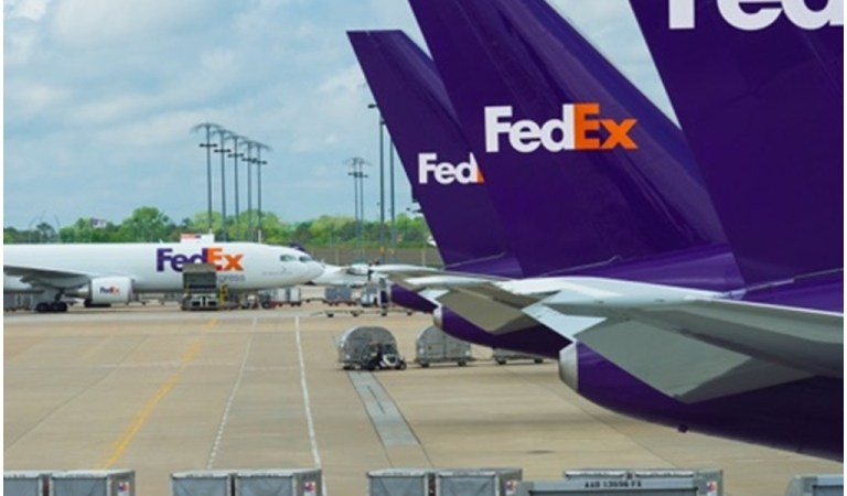 FedEx is set to play a big role in distributing COVID-19 vaccines