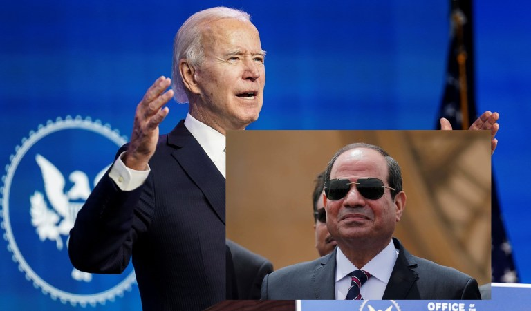 President Al-Sisi, Joe Biden discuss Gaza ceasefire, Renaissance Dam