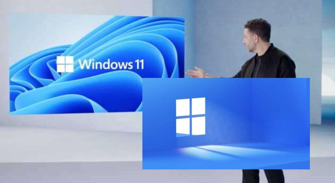 Windows 11 unveiled